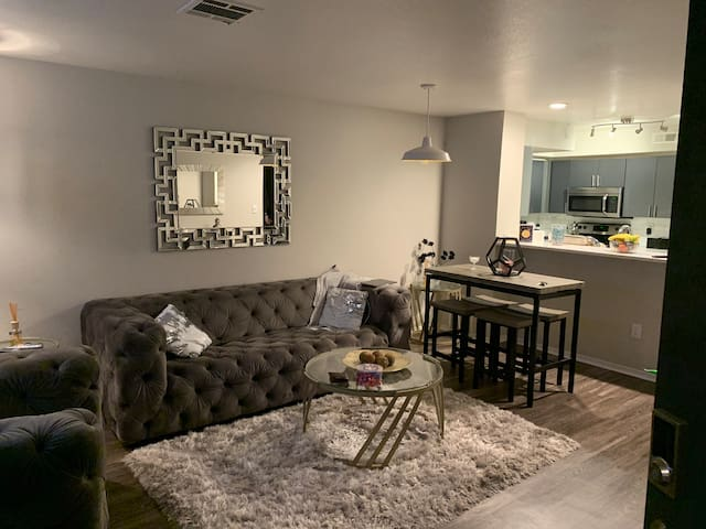Modern Chic Apartment Near Downtown Denver