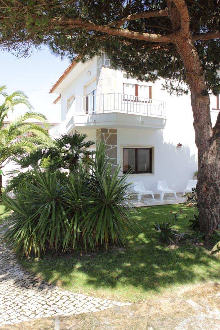 Beach House with Large Garden