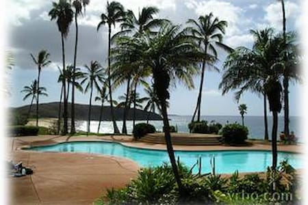Ocean view *close to beach* Studio - Maunaloa