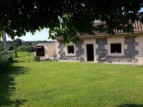Casa de campo independiente, Toriello, Ribadesella