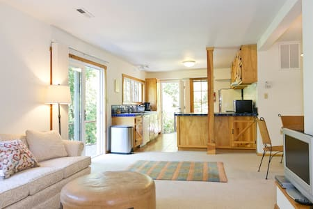 Peaceful 1-Bd Garden Apt. w/Parking - 肯特菲尔德(Kentfield)