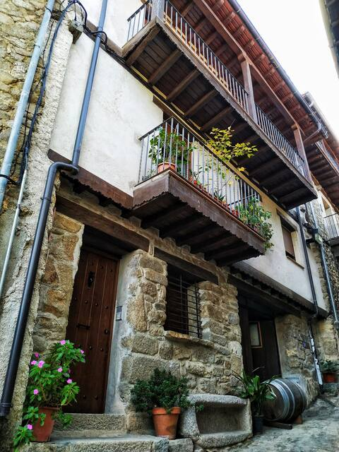 Casa rural la Villa en Miranda del Castañar
