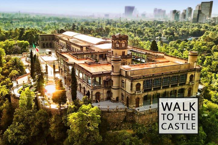2BDR  ★Chapultepec ★Condesa★  Polanco Top Location