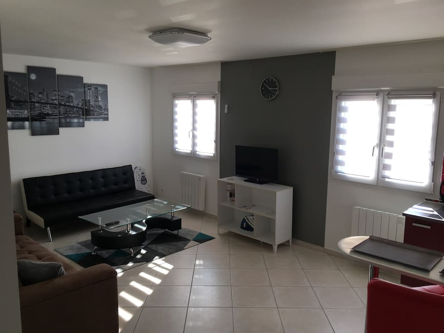Appartement duplex vreux appartements louer for Appartement atypique evreux