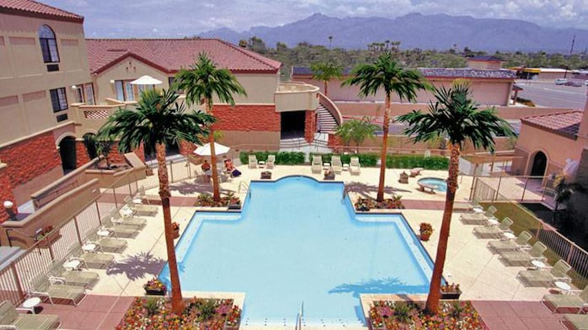 Varsity Clubs of America  - Tucson - One Bedroom - DRI