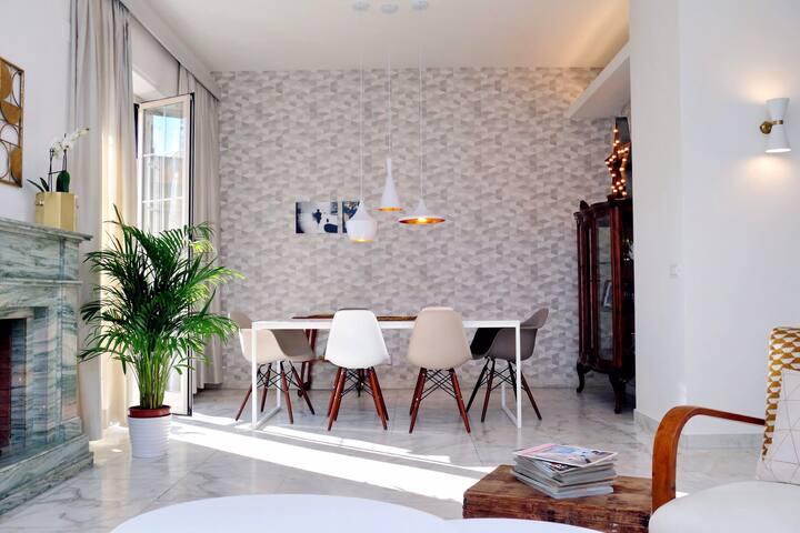 Area Living - focus tavolo/table