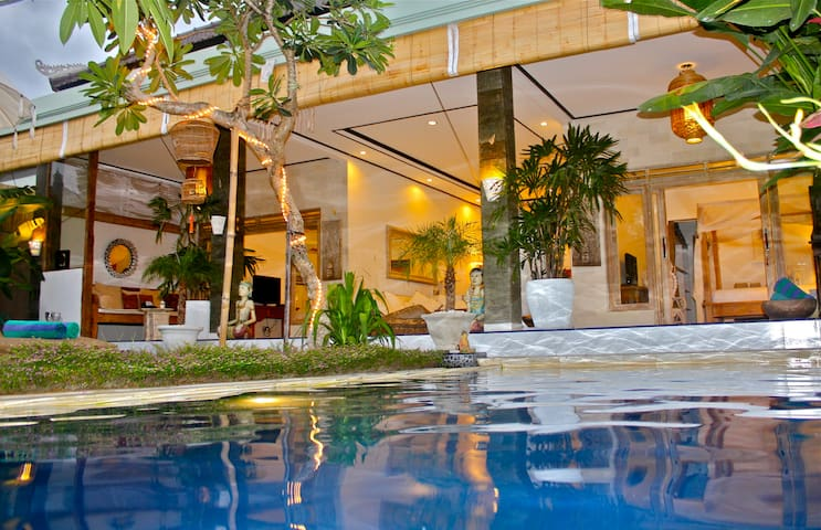 "VILLA POLLY ""Best budget villa""2017 PROMO - North Kuta"