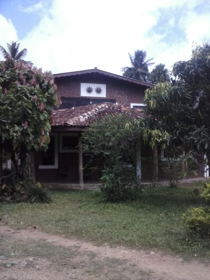 Home stay with Srilankan life style