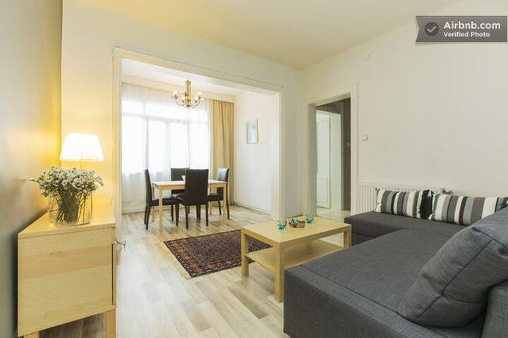 double cozy room at Taksim