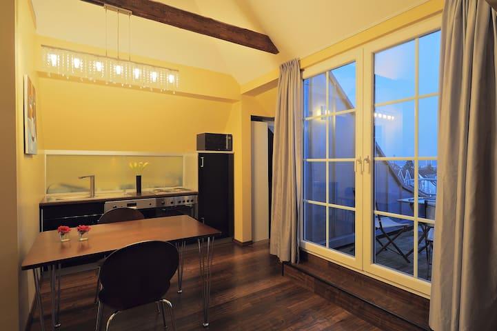Maisonette Wohnung im Herzen Aachens - Villaana