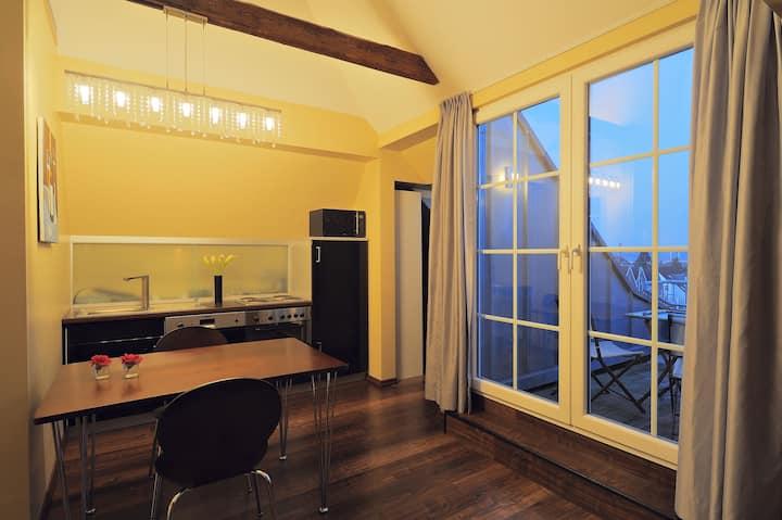 Maisonette Apartment in the heart of Aachen