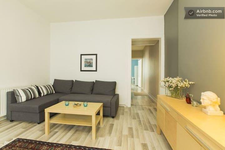 cozy room in Taksim Istanbul - Beyoğlu - Apartamento