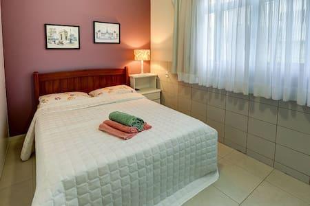 Apartamento duplo - Florianópolis