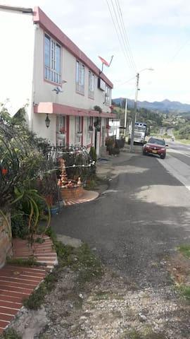 El Barne Cómbita - Hotel Don Pacheco
