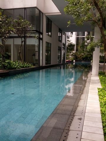 CHIC POOLSIDE LOFT - Bangsar South - Kuala Lumpur