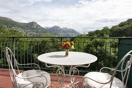 Old Town Sunny Terrace 75sqm lovely flat - Vence