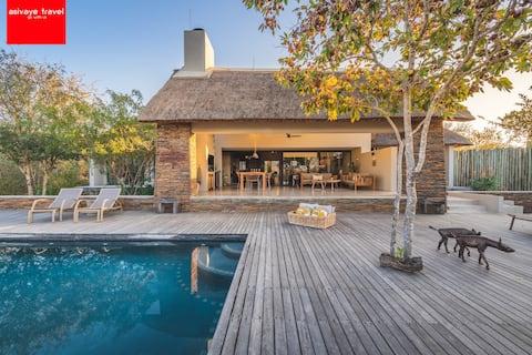 Kruger Park Two Bedroom Villa