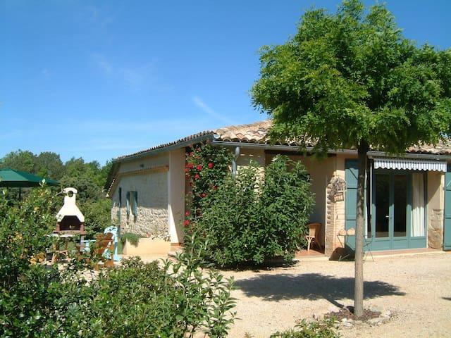 Daramousque Cottage  - Monclar-de-Quercy - House