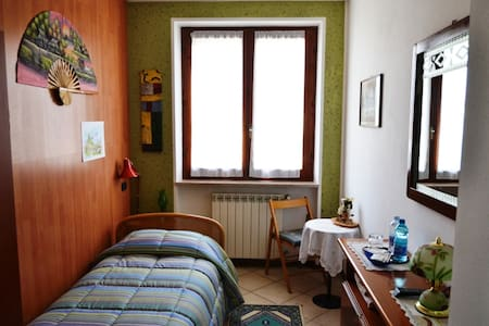 Single room near Verona - Caldiero - 家庭式旅館