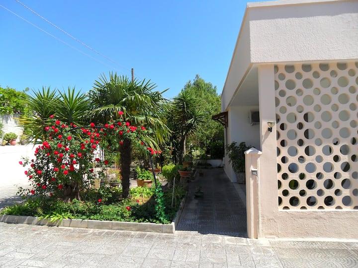Casa con giardino zona Otranto-Porto Badisco