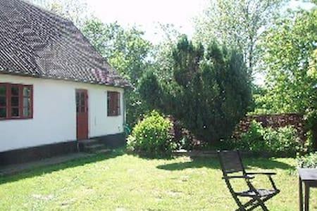 Ferie på landet på Bornholm - Hasle