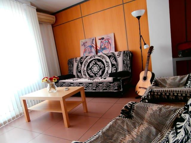 Amplio apartamento en Ciutadella de Menorca
