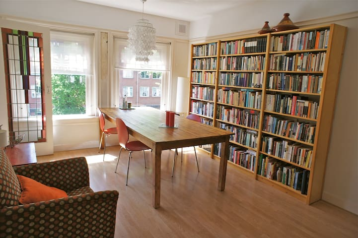 Come and live like an Amsterdammer  - Ámsterdam - Departamento