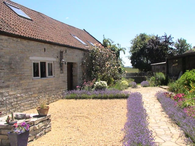 Fabulous Barn with hot tub, pool, sauna - Long Sutton - Hus