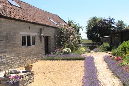 Fabulous Barn with hot tub, pool, sauna - Long Sutton