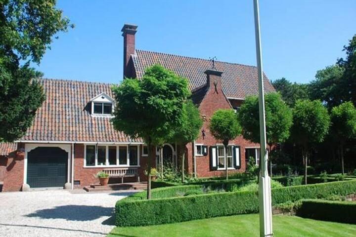 Villa dans grand domaine sur la plus belle avenue de Bergen près de la plage