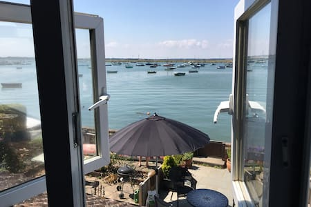 Stunning waterfront location on Mersea island, Essex