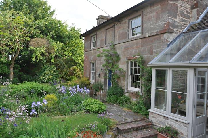 Worcestershire cottage near Malvern & Cotswolds