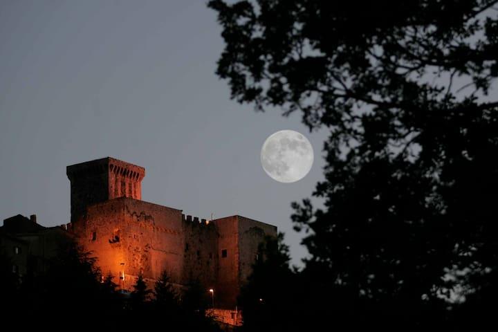 Da Marco Casa Vacanze Borgo Civita - Trevi Nel Lazio - Rumah