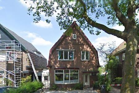 Large house near Beach & Amsterdam - Casa