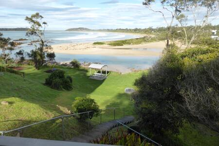 Cosy cottage with Panoramic views   - Mossy Point - Talo