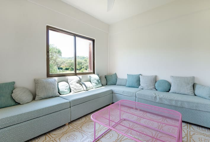 Renovated apartment ideal for families