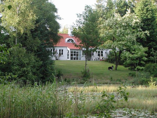 Sommerhus i gatten 110kvm hus - Aars - Kabin