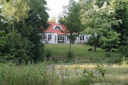 Sommerhus i gatten 110kvm hus - Aars