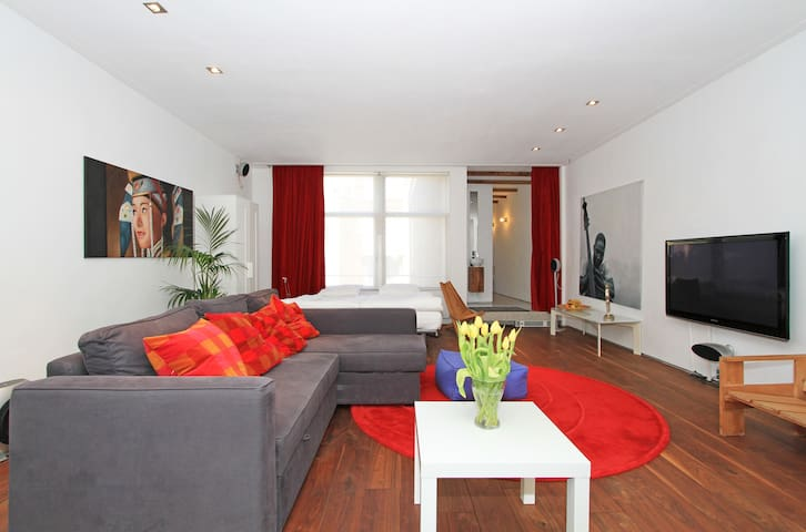 Nassau Apartment Amsterdam - Amsterdam - Appartement