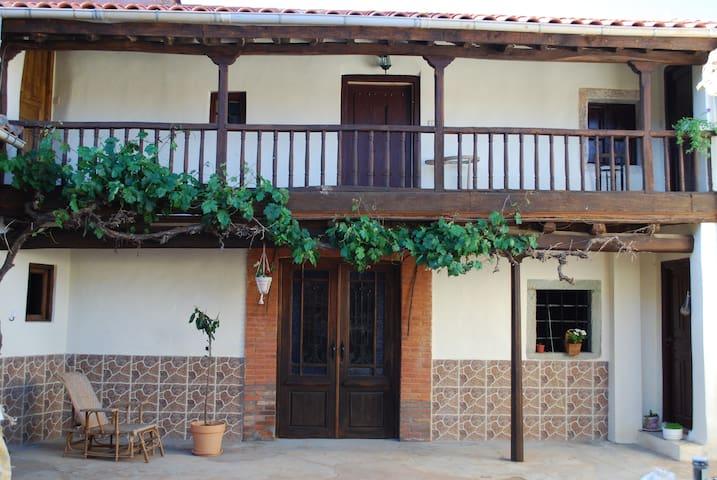 Casa Rústica Los Polvazares - Castrillo de los Polvazares - Dom