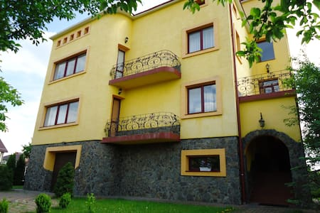 Comfortable house near Lvov in Bryu - Bryukhovychi - House