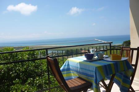 B&B Jacarisë Sea View Breakfast KITE SURF House - Gizzeria