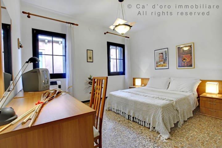 CA' ZACCARIA - Renovated flat a 5 mins to St. Mark - Venezia - Apartment