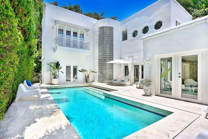 Safe sunny villa #3