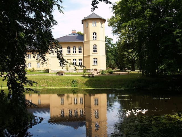 Landhaus Schloss Kölzow - Kölzow - Castle