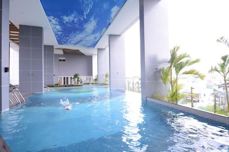 Free Airport P.U. Modern 1BR Near Ben Thanh Market - Quận 4 - 公寓