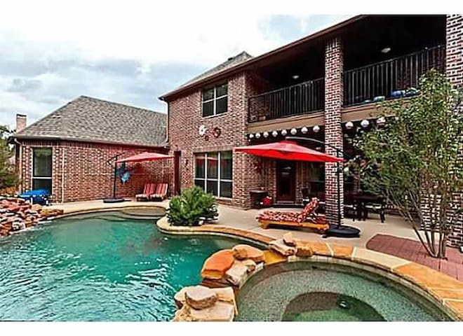 Gorgeous 4+ bedroom home with pool - McKinney - House