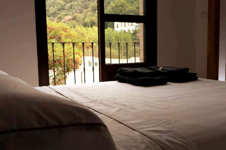 Apartment for two at the foot of the Alhambra