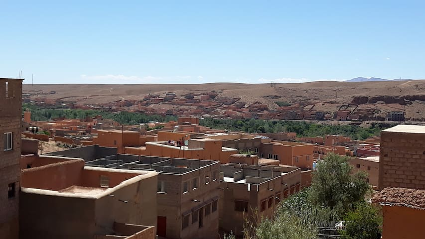 Stay With a Berber Nomad Family