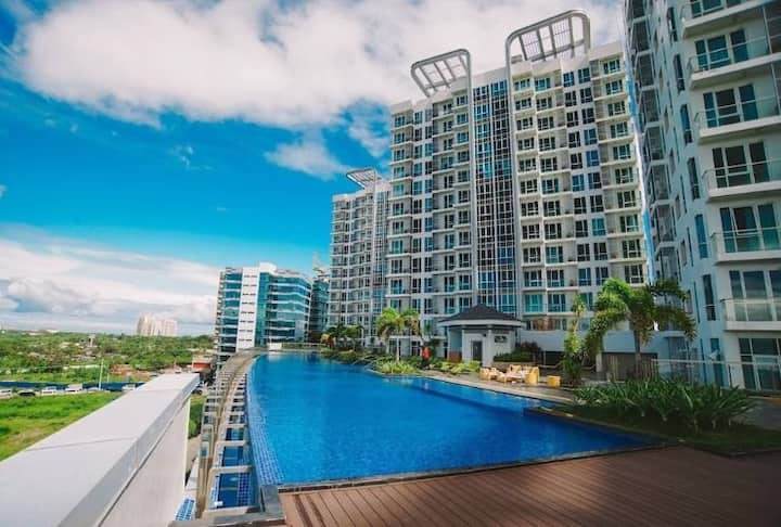 Cheap Condo near the beach&airport Mactan Newtown